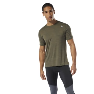 Koszulka Training ACTIVCHILL Move Army Green DX0482