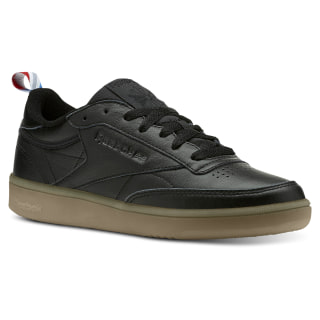 Club C 85 Premium Basic-Black / White / Gum CN4054