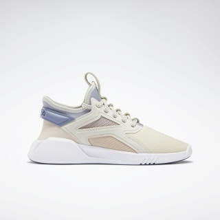 Freestyle Motion Lo Shoes Alabaster / Denim Dust / Buff DV9119