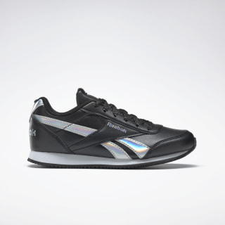 Reebok Royal Classic Jogger 2.0 Shoes Black / Iridescent DV9020