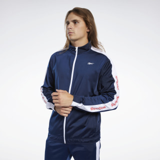 Chaqueta de chándal Training Essentials Collegiate Navy FJ4695
