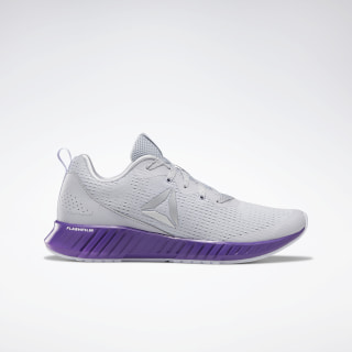 Reebok Flashfilm Shoes Grey / SLVR / PURPLE / LILAC DV8244