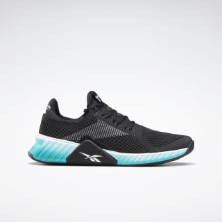 Flashfilm Trainer Shoes Black / White / Seaport Teal EF4575