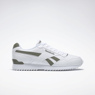 Reebok Royal Glide Ripple Clip White / Green CN4042