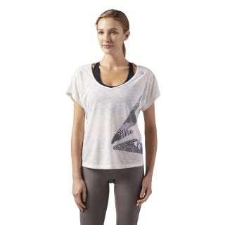 Camiseta Essentials Running CHALK S14-R CE4596