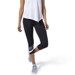 Workout Ready Colorblock Capris Black DY8092
