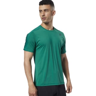 T-shirt de training ACTIVCHILL Move Clover Green EC0938