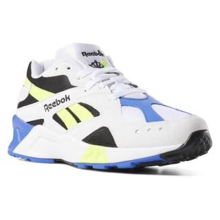 Aztrek White / Black / Cobalt / Yellow CN7840