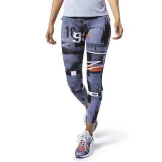 Leggings de algodón Meet You There Washed Indigo EC2413
