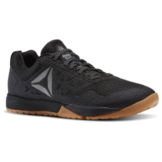 Reebok CrossFit Nano 6.0 Covert Black / Reebok Rubber Gum / White / Pure Silve BS5108