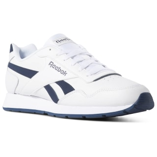 Reebok Royal Glide White / Collegiate Navy / Honor CN7306