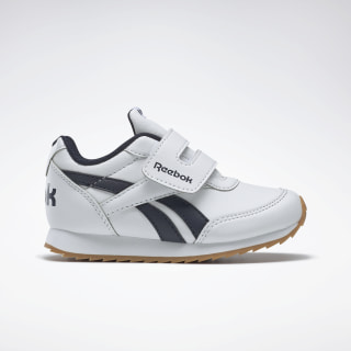 Reebok Royal Classic Jogger 2.0 Shoes White / Collegiate Navy DV9462