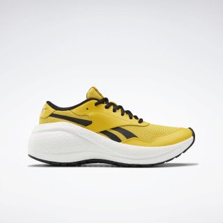 Reebok Metreon Shoes Toxic Yellow / Black / White FW5177