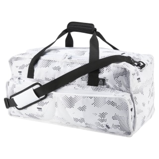 Active Enhanced Grip Duffel Bag Large White DU3011