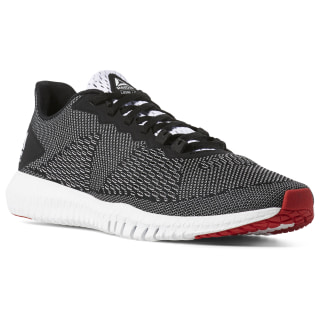 Reebok Flexagon LES MILLS® Black / White / Primal Red DV4805