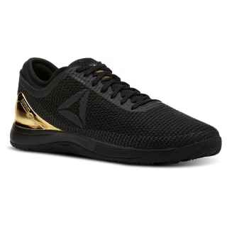 Reebok CrossFit Nano 8 Flexweave® Blacke / True Gold CN7064