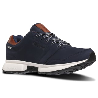 Кроссовки для бега Elite Stride GTX IV Blue/COLLEGIATE NAVY/CHALK/BLACK/GINGER/GRAPHITE M44855