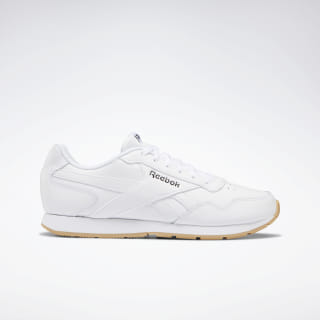 Reebok Royal Glide Shoes White / Black / Gum DV6723