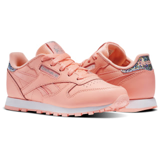 Tênis Classic Leather Pastel SOUR MELON/WHITE BS8982