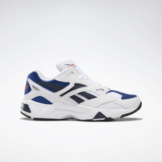 Aztrek 96 Shoes White / Royal / Fiery Orange DV6756