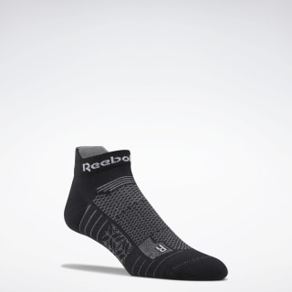 Chaussettes de running basses One Series Black FQ5403