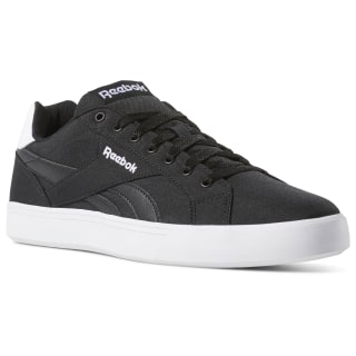 Reebok Royal Complete 2LT Black / Black / White CN7253