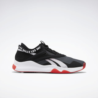 Reebok HIIT Women's Training Shoes Black / White / Radiant Red FU6653