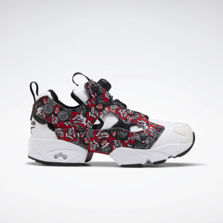 Кроссовки Reebok InstaPump Fury OG NM White / Black / Primal Red EF7947