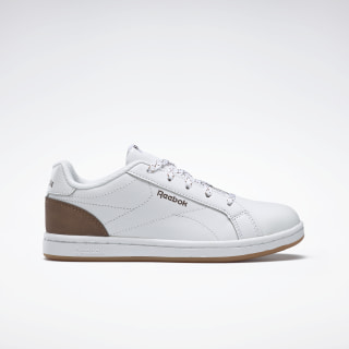 Reebok Royal Complete Clean Shoes White / Brush Brown / Thatch DV9194