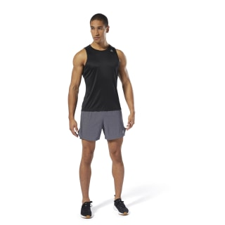 Camiseta Run Essentials SpeedWick Singlet Black DU4286