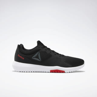 Reebok Flexagon Force Shoes Black / Primal Red / Primal Red DV6202