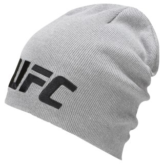 UFC Beanie Medium Grey Heather CZ9907