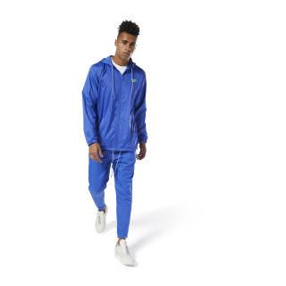 Classics Vector Windbreaker Crushed Cobalt DX3827