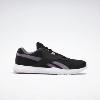 Reebok Reago Essential 2.0 Shoes Black / True Grey 7 / Jasmine Pink EH3206