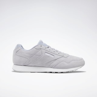 Reebok Royal Glide LX Shoes Lucid Lilac / White DV6688