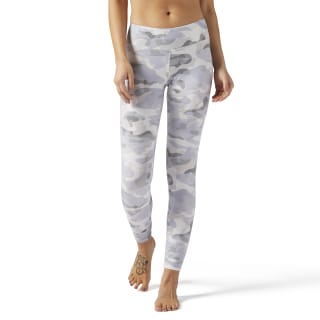 Legging Lux - Estampado Camo CHALK S14-R BP7241