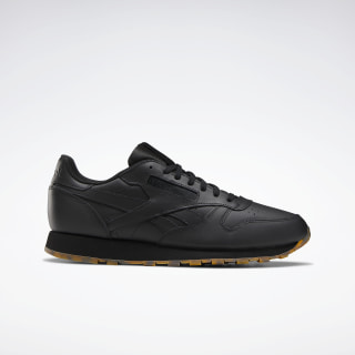 Scarpe Classic Leather Black / Black / Black EH2397