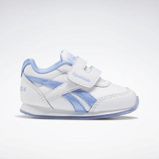 Reebok Royal Classic Jogger 2.0 White / Cornflower Blue / None EF3747