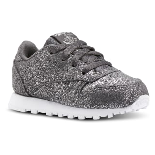 Classic Leather Ms-Pewter/Ash Grey/White CN5590
