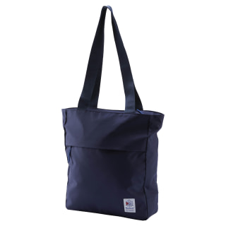 Classic Zippered Tote Collegiate Navy CD6556