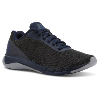Reebok Flexweave® Run - Grade School Collegiate Navy / Cool Shado / Bunker Blue CN5267