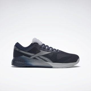 Nano 9.0 Shoes Collegiate Navy / Sterling Grey / Silver Metallic FV5504