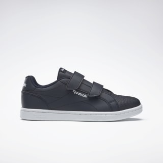 Reebok Royal Complete Clean Shoes Collegiate Navy / White DV9420