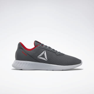Reebok Lite True Grey 7 / White / Primal Red DV6398
