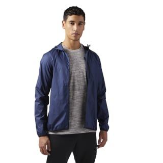 WOR WV JACKET Collegiate Navy CE3891