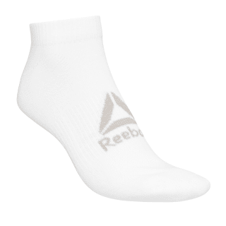 Socquettes Active Foundation - 3 paires White DY2957