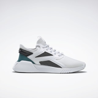 Freestyle Motion Lo White / Black / Heritage Teal EF5180