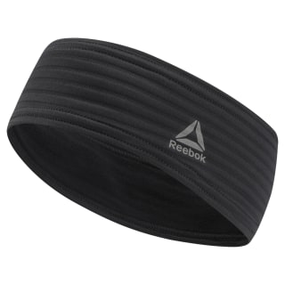 Active Enhanced Winter Headband Black CZ9919