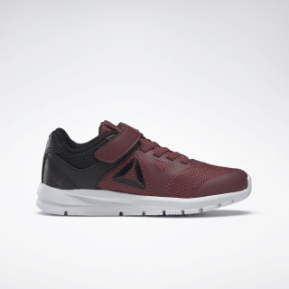Reebok Rush Runner Shoes Maroon / Black DV8726