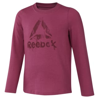 Girls Elements Longsleeve Twisted Berry DH4365